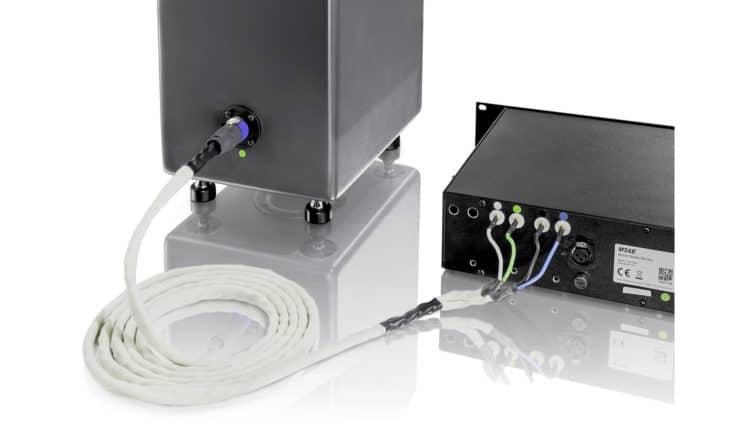 Audio Optimum MS6E Test