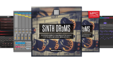 Drum Depot SiNTH DRoMS