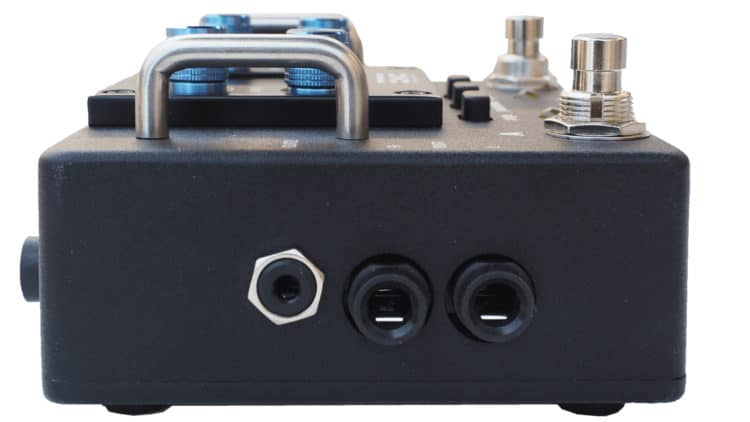 Elite Acoustics Stompmix X4 Test