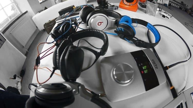 Online Kurs für Musikproduktion Studio