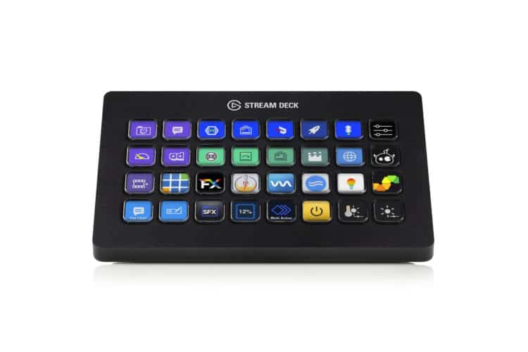 Stream Deck XL Test