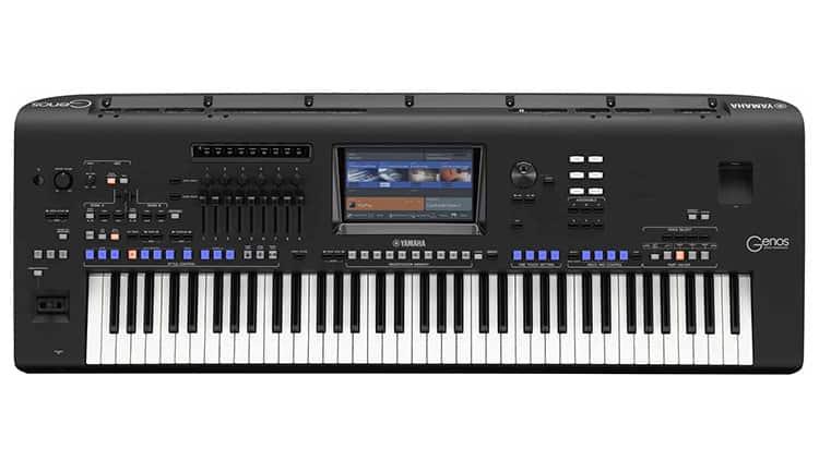 Yamaha Genos 2.0