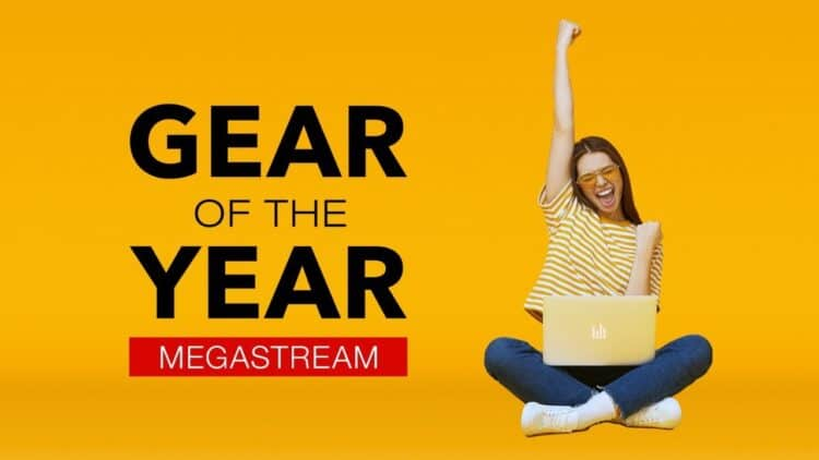 gear of the year megastream