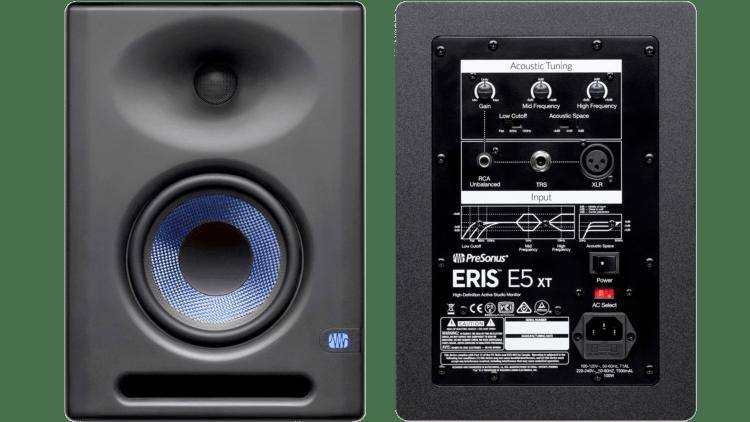 Studiomonitore Testsieger: PreSonus Eris E5 XT