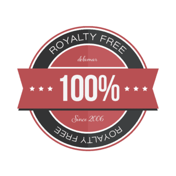 100% Royalty Free Samples