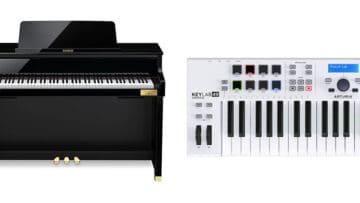 digitalpiano midi keyboard