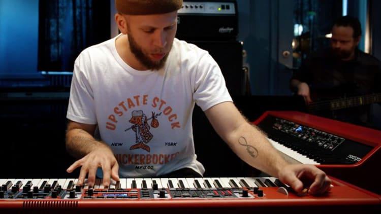 stagepiano masterkeyboard