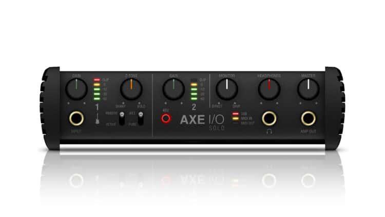 gutes audio interface ik multimedia axe io