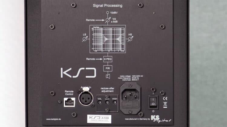 KSdigital A100 Test
