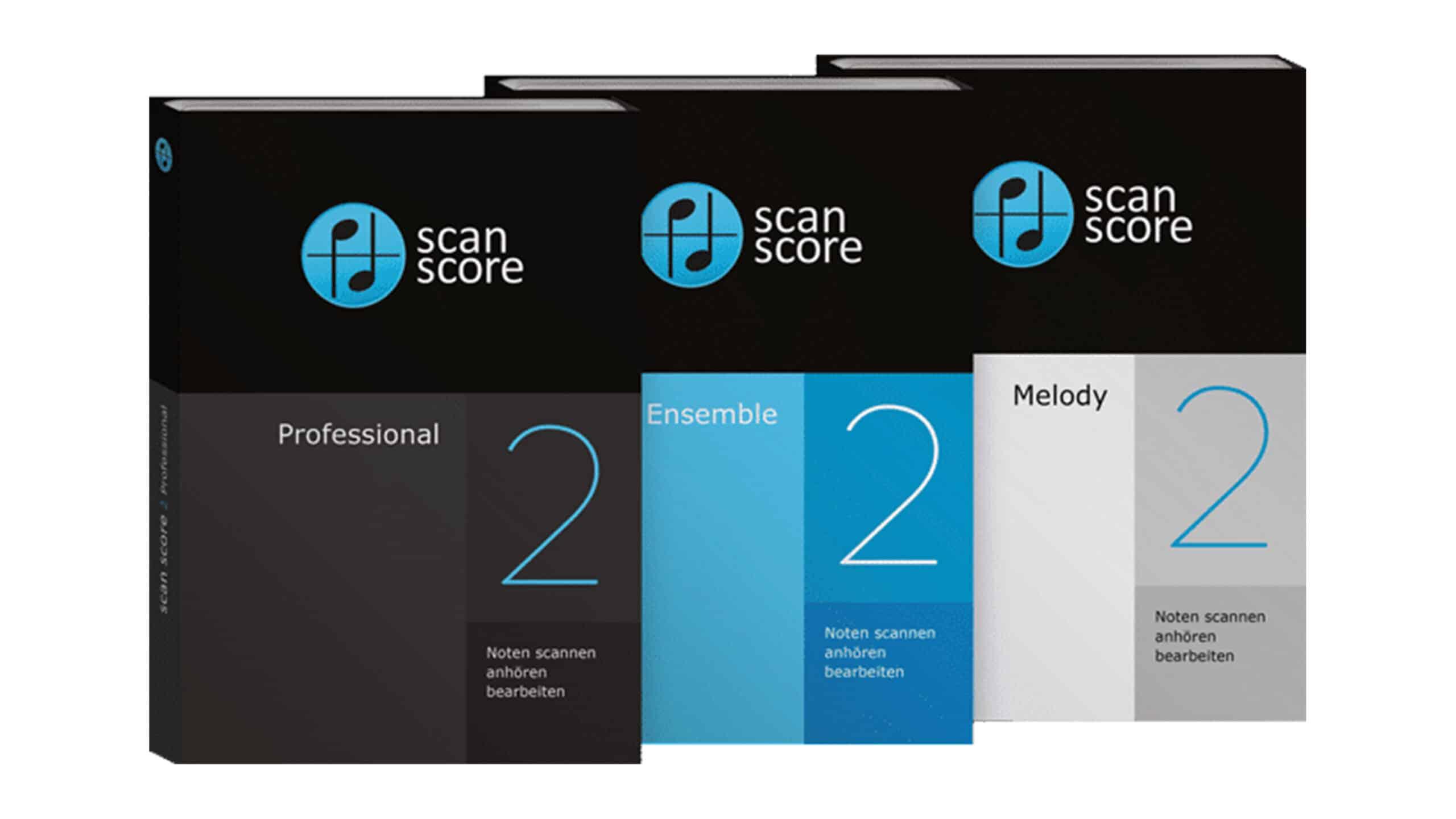 ScanScore version