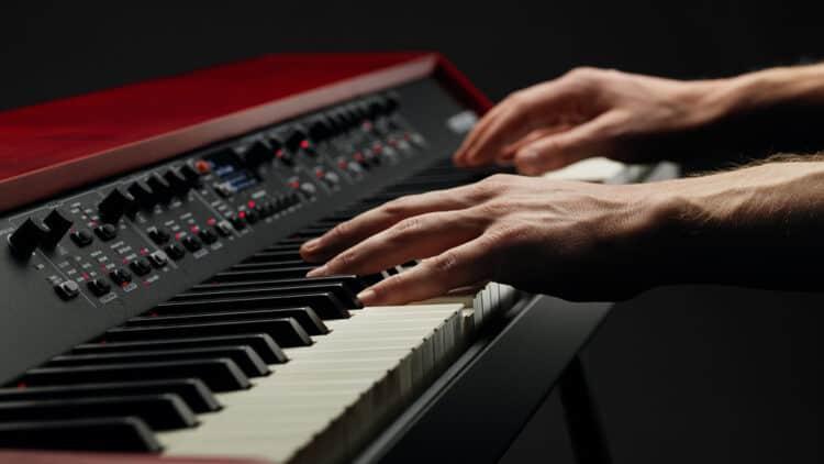 stagepiano als masterkeyboard