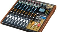 Tascam Model 12 Test