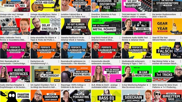 delamar youtube