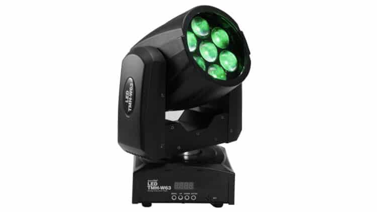 Eurolite LED-TMH-W63 Test
