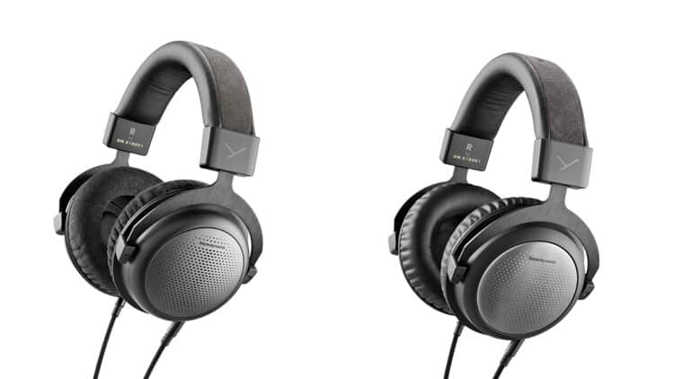 beyerdynamic T1 & T5 Test