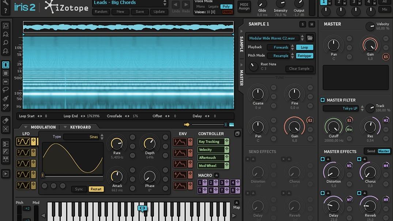 iZotope Creative Suite 2 Test