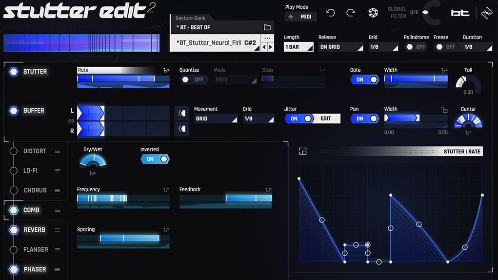 iZotope Creative Suite 2 Stutter Edit 2