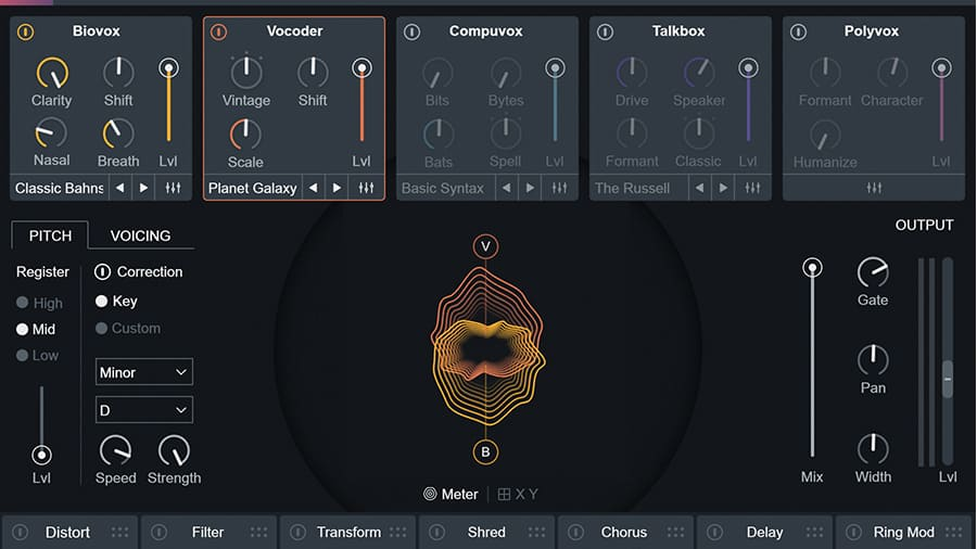 iZotope Creative Suite 2 VocalSynth 2