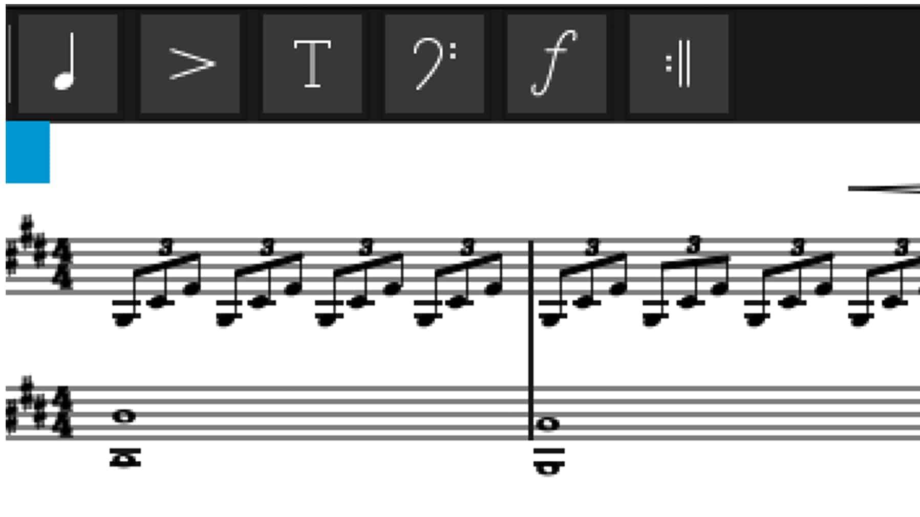 Scan Score Reiter