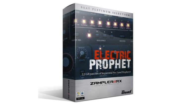Sequential Pro 3 und Prophet 08