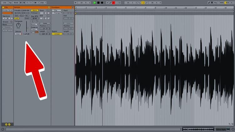 synthwave gitarre sound