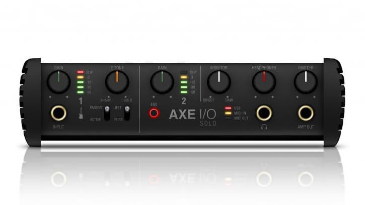 IK Multimedia Axe I/O Solo Front