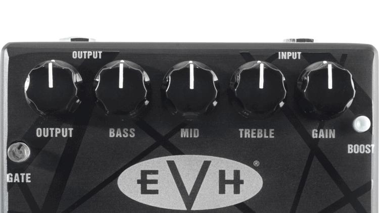 MXR EVH 5150 overdrive Test 02