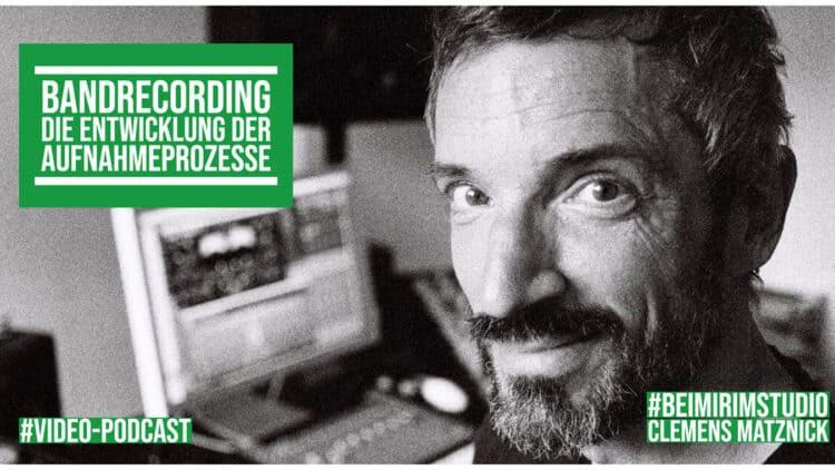 Sound & Recording Podcast