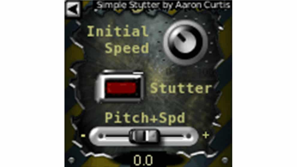 Stutter Plugins Simple Stutter