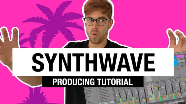 synthwave tutorial