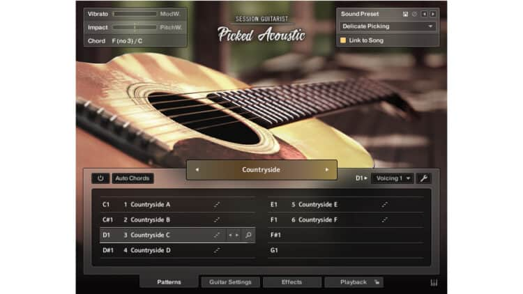 Komplete 13 Ultimate Collector's Edition Picked Acoustic