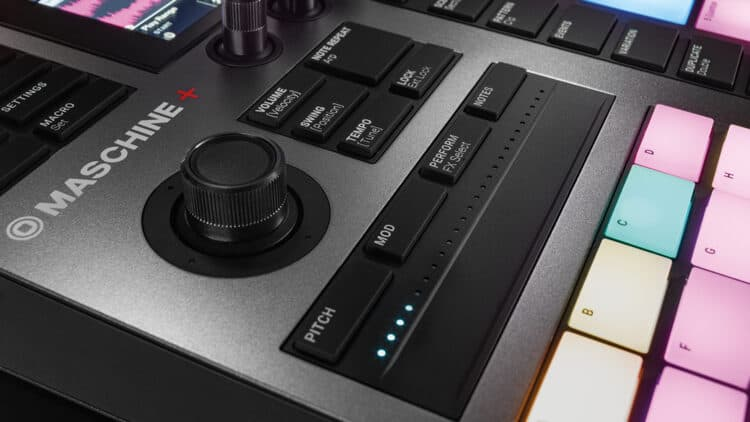 Native Instruments Maschine Plus review