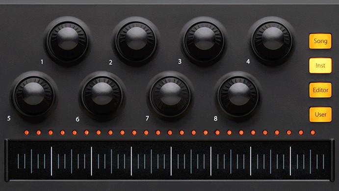 Presonus Atom SQ Touch Strip