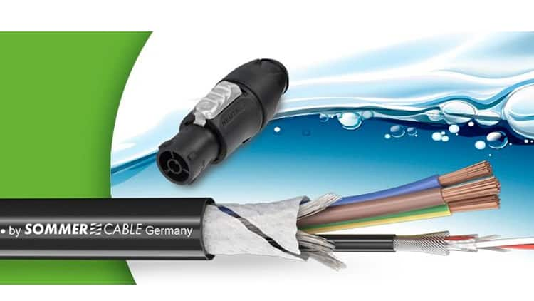 Sommer Cable Aqua Marinex