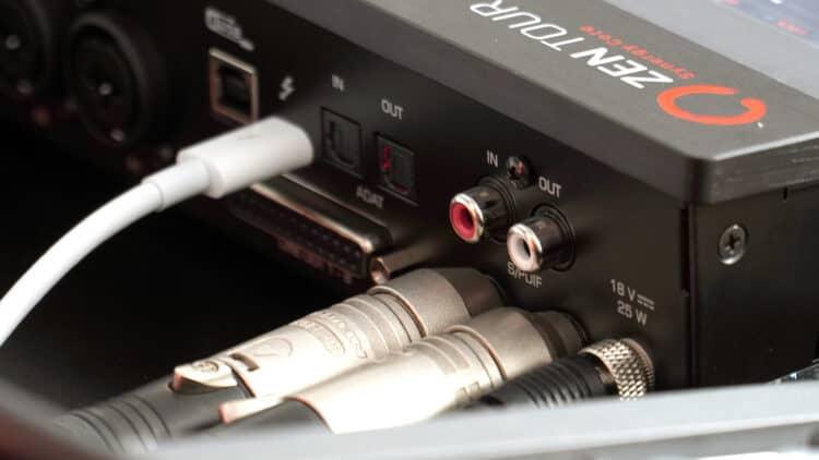 Antelope Audio Zen Tour Test
