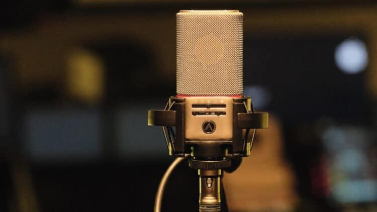 Austrian Audio OC818 Mikrofon test
