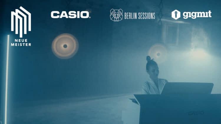 Casio Neue Meister Session