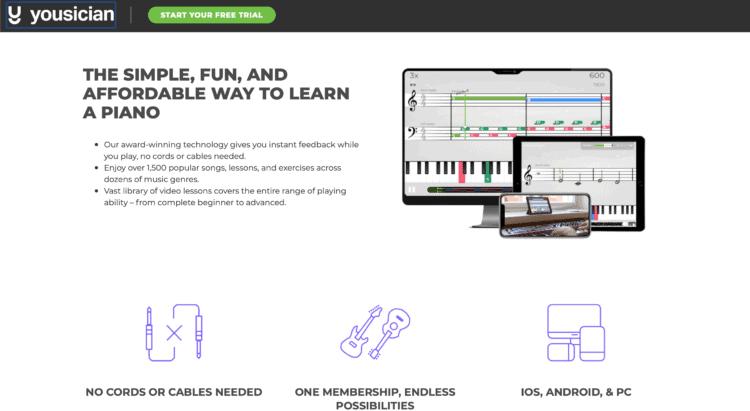 lern app klavier