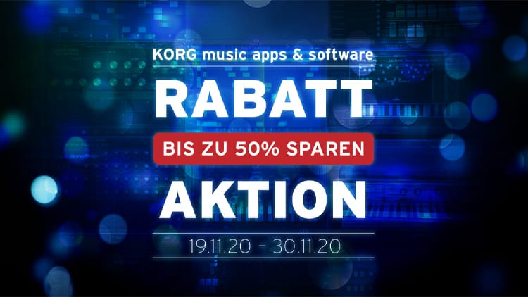 black friday korg software