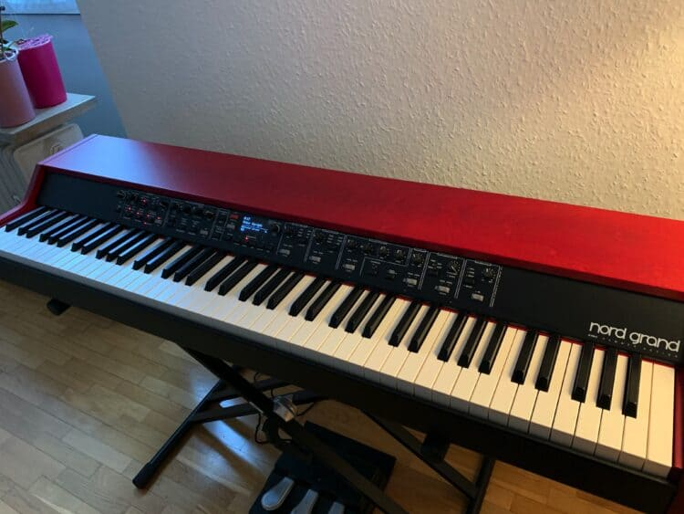 Nord Grand Test