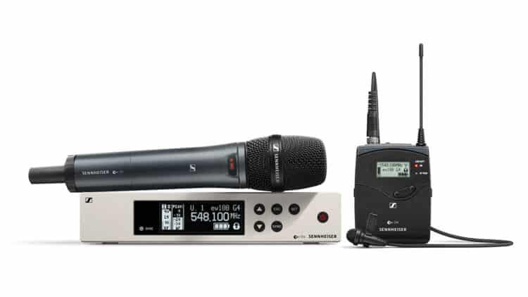 Sennheiser Wireless-Systeme