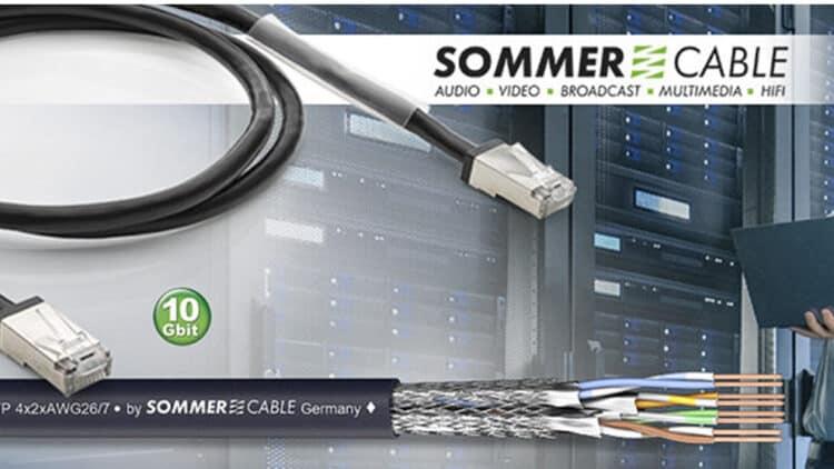 Neues von Sommer cable