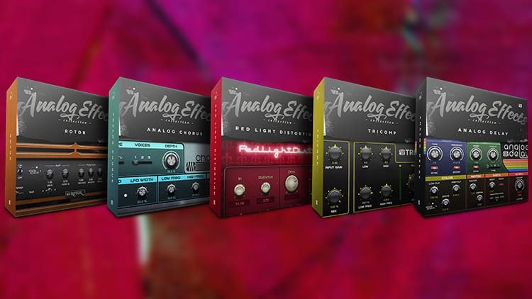 PreSonus Analog Effects Collection