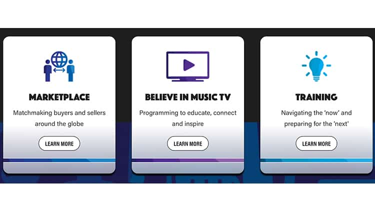Namm 2021 Believe in Music Week
