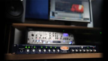 guter channel strip homestudio