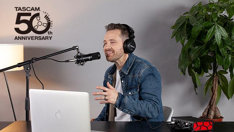 tascam tm-70 mikrofon