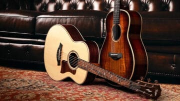 taylor guitars grand theater neuheiten