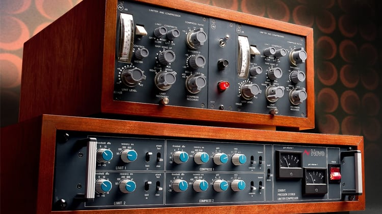 universal audio neve dynamics collections