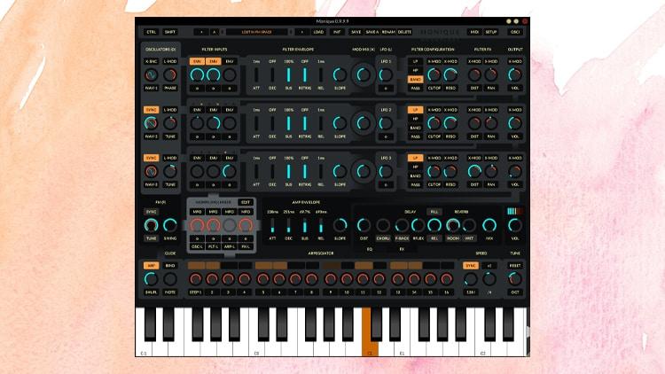 monoplugs monique free synthesizer