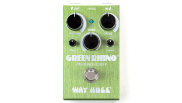 Way Huge Green Rhino Overdrive MK V Test 01